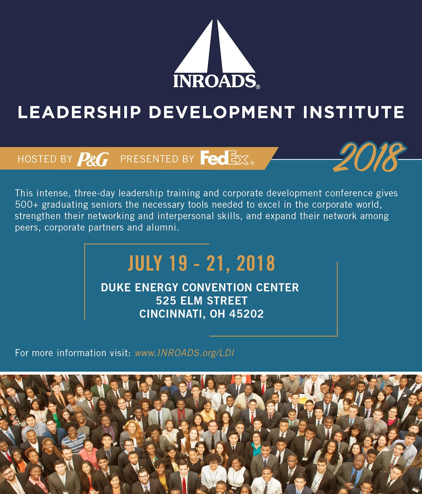 National Leadership Development Institute Inroads