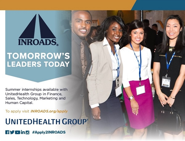 INROADS | The network you need to go where you want