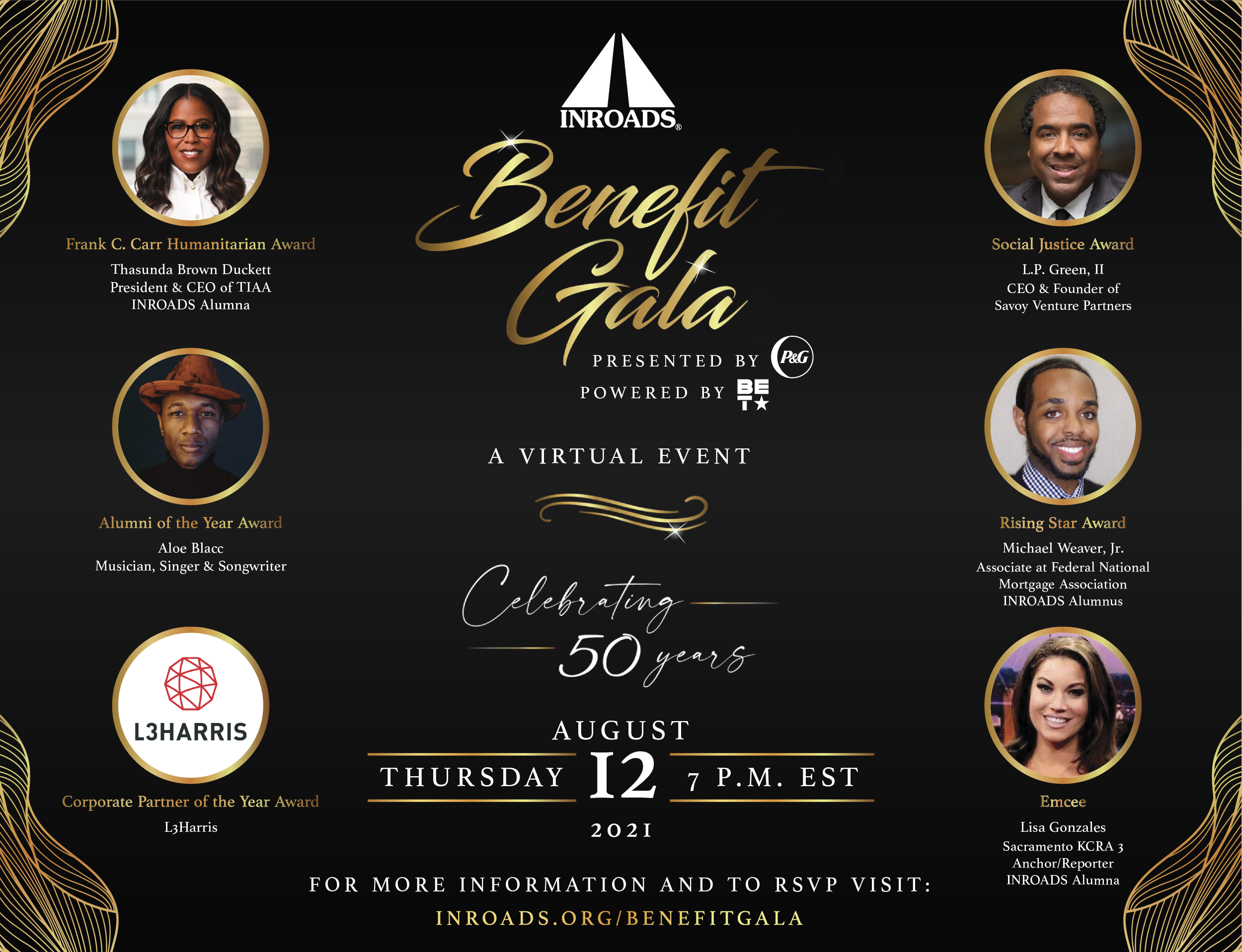 Founder's Day Benefit Gala