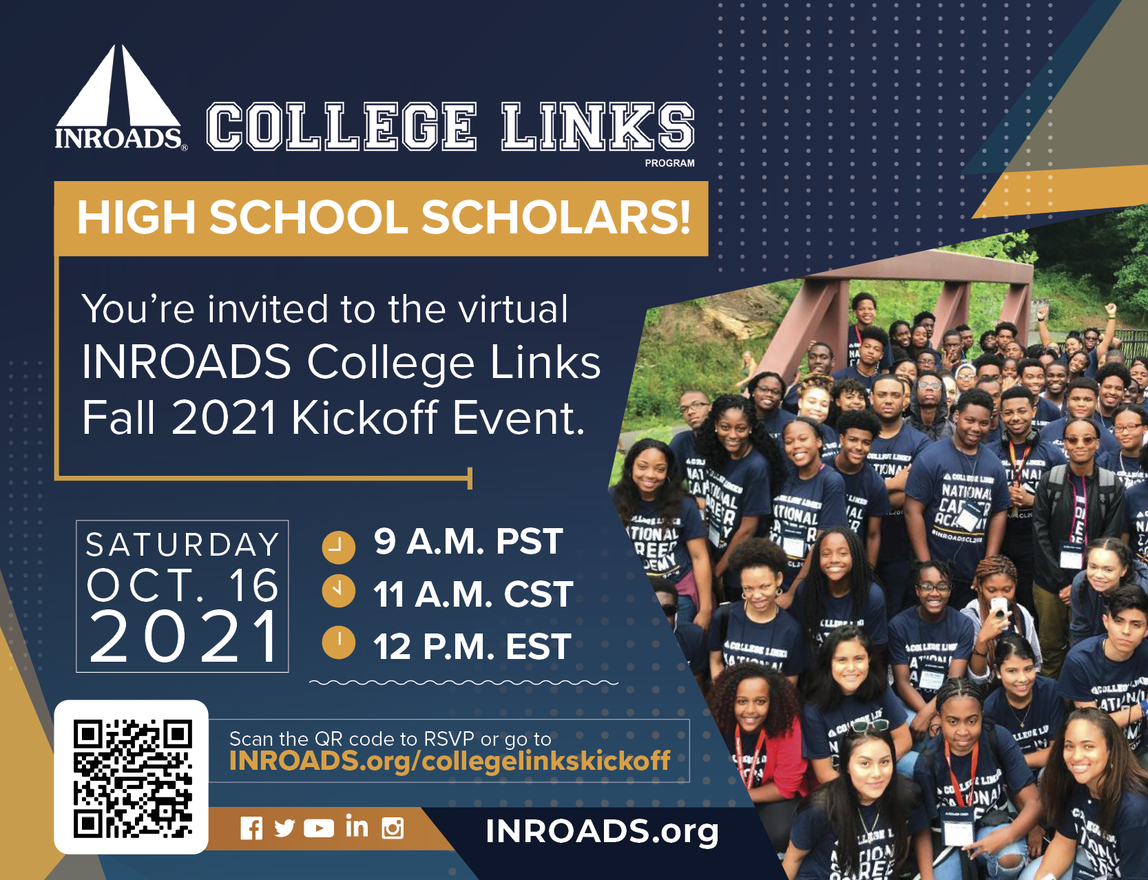 College Links Kickoff